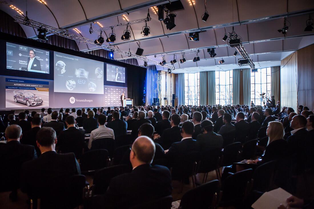 SVV Bordnetze Kongress 2017, Foto von Matthias Baumgartner