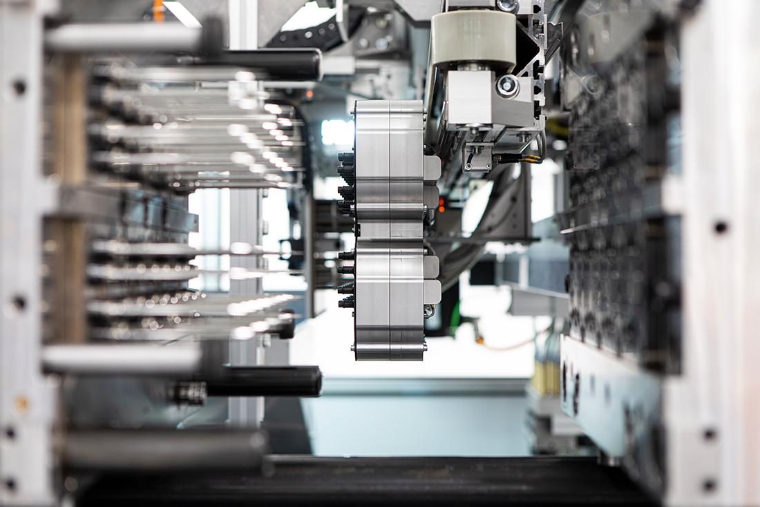 Produktion von medizintechnischen Produkten